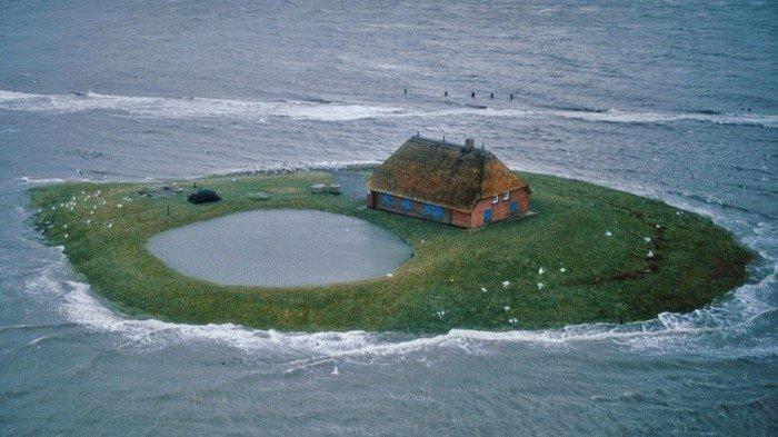 Семь крошечных островов, на которых когда-либо жили люди