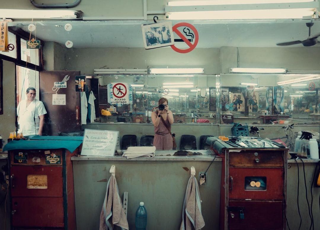 Впечатляющие уличные снимки от Паолы Франки
