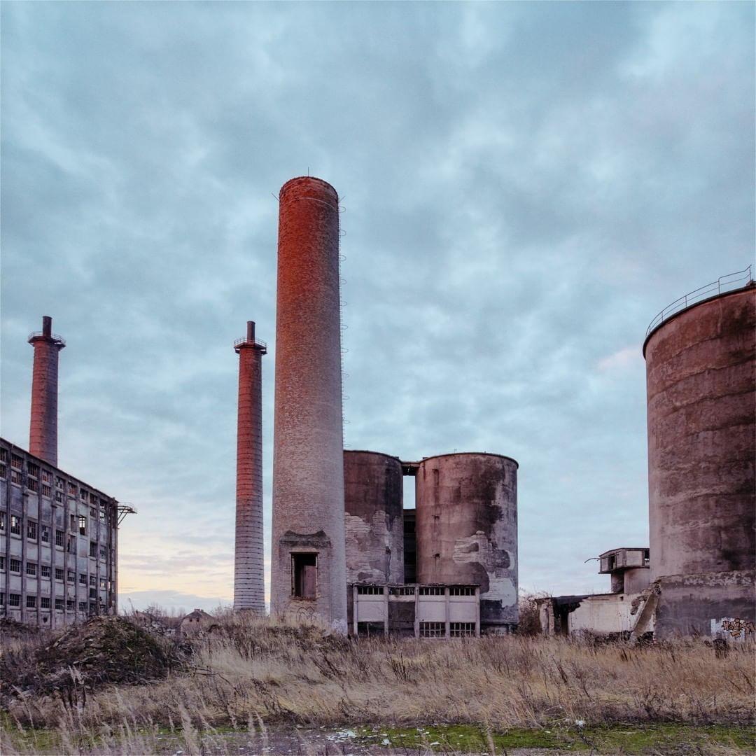Заброшенные места на снимках Ральфа Грефа